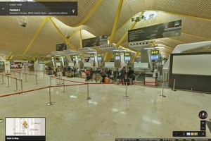 Панорамы аэропортов и вокзалов